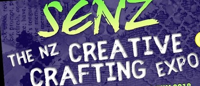 The NZ Creative Crafting Expo Senz 2018