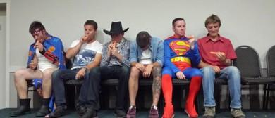 Ian Blaine - Comedy Stage Hypnosis Show