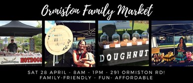 Ormiston Family Market