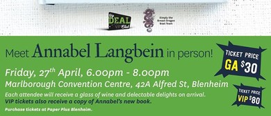 Meet Annabel Langbein