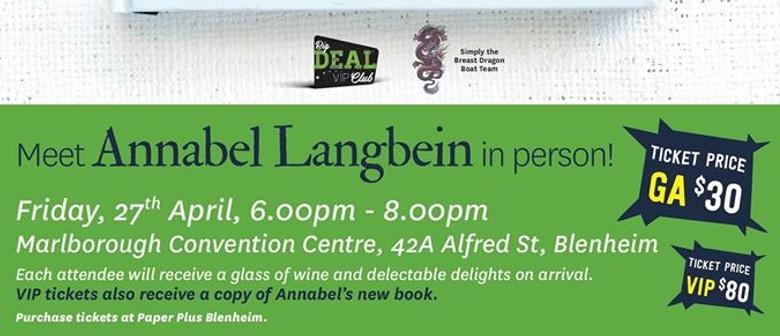 Meet Annabel Langbein