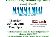 Mama Mia - Here We Go Again Movie Fundraiser