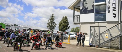 New Zealand Secondary Schools Mini Moto GP