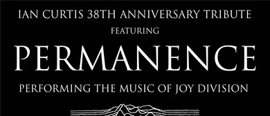 Ian Curtis Tribute with Permanence (Joy Division Covers)