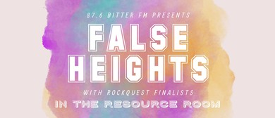 False Heights EP Release Show with In the Resource Room