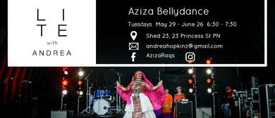 Aziza Bellydance Lite 2018 (T2)