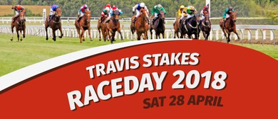 Travis Stakes Raceday