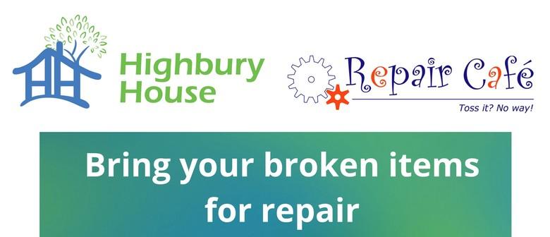 Repair Cafe - Highbury House