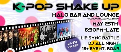 K-Pop Shake Up