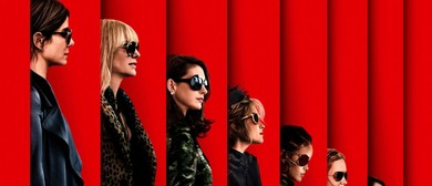 Ocean's 8 Movie Night Fundraiser