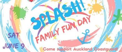 Splash! Family Fun Day