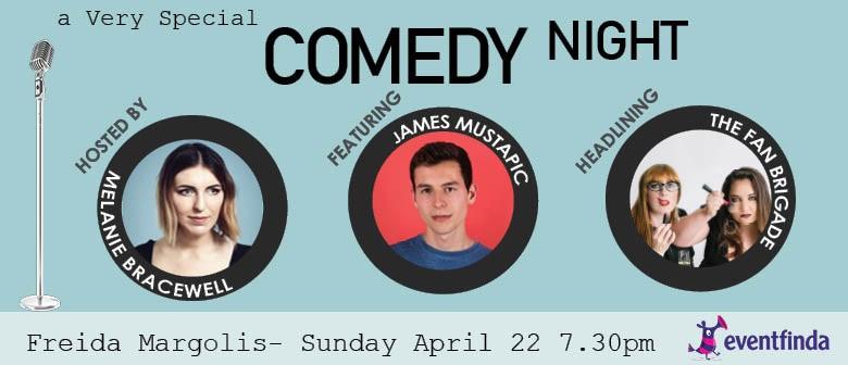A Very Special Comedy Night