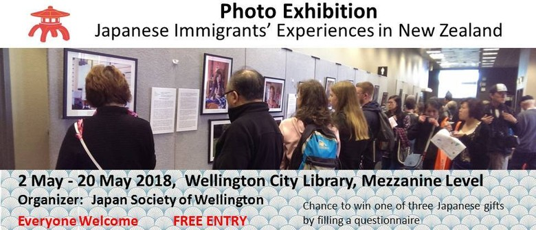 Photo Exhibition - Japanese Immigrants' Experiences in NZ