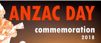 ANZAC Day Commemoration Island Bay