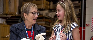 Auckland Museum School Holiday Sessions