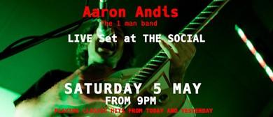 Aaron Andis 1 Man Band