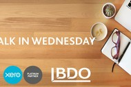 Image for event: Free Xero Support BDO Walk in Wednesday