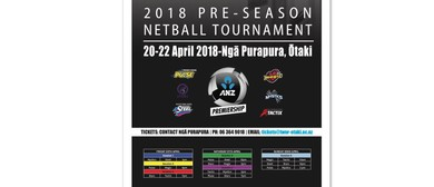 2018 Pre-Season Netball Tournament