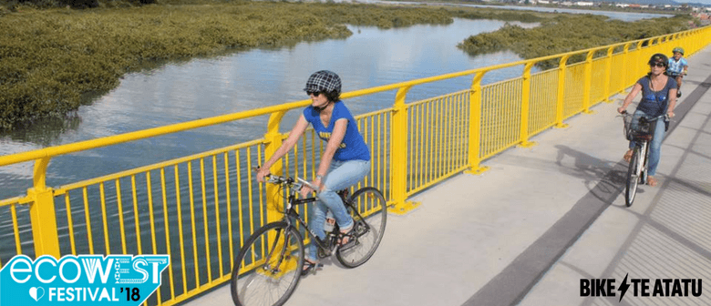 EcoWest - Nor-Western Ride: Te Atatu to Waterview Reserve