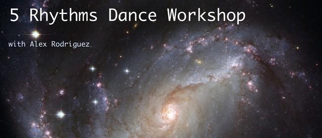 5 Rhythms Dance Workshop: Matariki: The Gathering