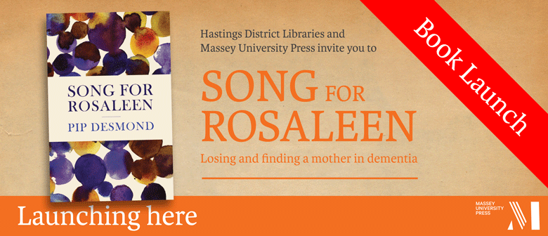 Song for Rosaleen Book Launch - Pip Desmond