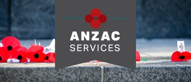 ANZAC Day: Lower Hutt Dawn Service