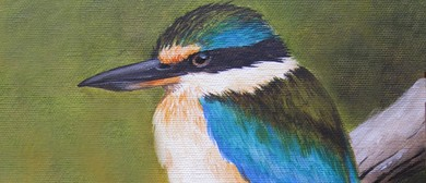 Kingfisher Painting Workshop for Beginners