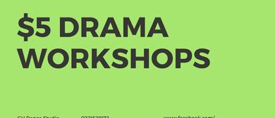 Over 6s Drama Workshops
