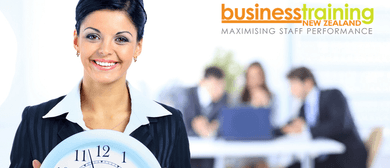 Time Management - Business Training NZ Limited