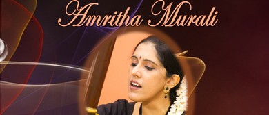 Amritha Murali: Indian Classical Music Concert