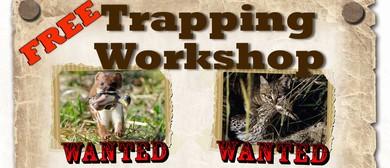 Waipara Trapping Workshop
