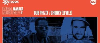 Outlook Launch, Wanaka ft Dub Phizix & Chunky lvls