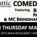 Comedy at The Attic - Ben Hurley