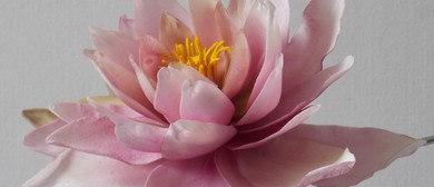 Water Lily Workshop with Tracy Byatt