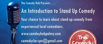 An Introduction to Stand Up Comedy
