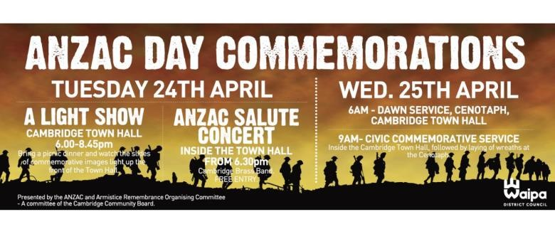 Cambridge ANZAC Day Commemorations