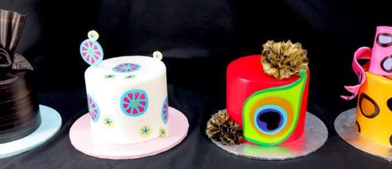 Chocit Cake Decorating Demonstration