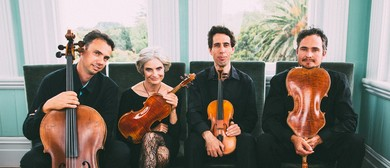 Sunday Concert Series - Jade String Quartet
