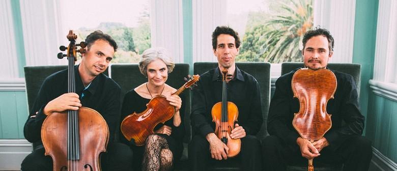 Sunday Concert Series - Jade String Quartet