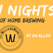 Brew Nights - Hosted By WilliamsWarn