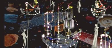 Light Ships - Art Workshop With Sarah Jane Blake
