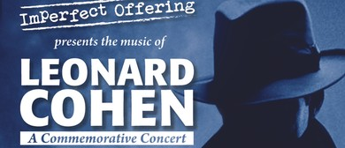 The Music of Leonard Cohen: SOLD OUT