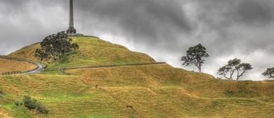 Archaeological Walking Tour of Maungakiekie