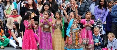 Kid's Bollywood Dance Beginner's Class With Anju