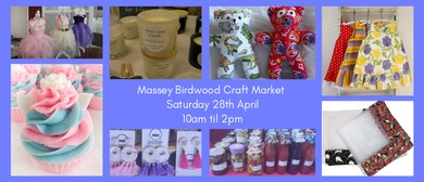 Massey Birdwood Craft Market