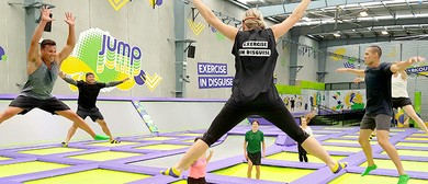 JUMP Trampoline Park -  JUMP.bootcamp Fitness