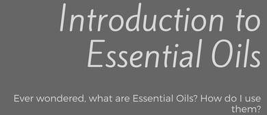 Essential Oils Mums n Bubs Class