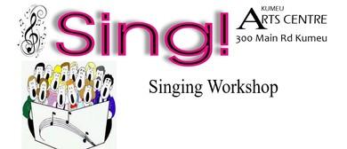 Sing! - Vocal Workshop