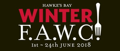 F.A.W.C! The 2000 Vintage in Bordeaux, Hawke's Bay