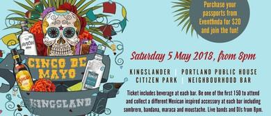 Kingsland Cinco de Mayo Block Party